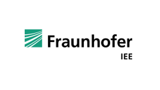 Logo: Fraunhofer Institute for Energy Economics and Energy System Technology IEE