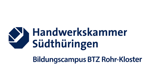 Logo: Chamber of Skilled Crafts South Thuringia, Vocational Training and Technology Center Rohr-Kloster