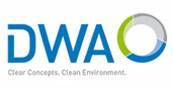 Logo: DWA - German Association for Water, Wastewater and Waste