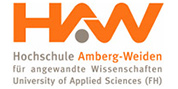 Logo: Amberg-Weiden University of Applied Sciences