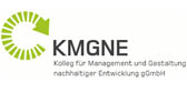 Logo: KMGNE - Collegium for Management and Design of Sustainable Development