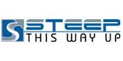 Logo: steep GmbH
