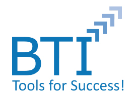 Logo: BTI - Business Training International GmbH