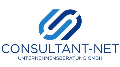 Logo: Consultant-NET Unternehmensberatung GmbH