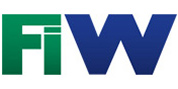 Logo: FiW - Research Institute for Water and Waste Management at the RWTH Aachen e.V.