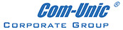 Logo: Com-Unic Corporate Group