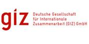 Logo: GIZ - Deutsche Gesellschaft für Internationale Zusammenarbeit GmbH
