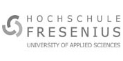 Logo: Fresenius University of Applied Sciences