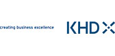 Logo: KHD - Katzengruber Human Development Group GmbH