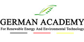 Logo: German Academy for Renewable Energy and Environmental Technology