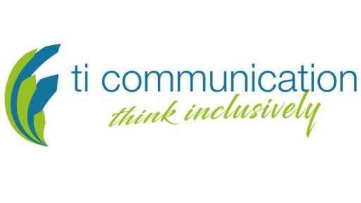 Logo: ti communication GmbH