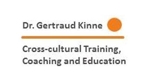 Logo: Dr. Gertraud Kinne, Psychologist