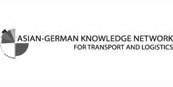 Logo: Asian-German Knowledge Network for Transport and Logistics e.V. (AGKN)