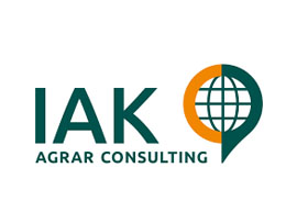 Logo: IAK Agrar Consulting GmbH