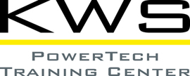 Logo: KWS PowerTech Training Center