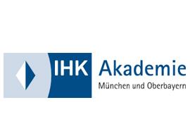 Logo: IHK Academy Munich and Upper Bavaria