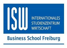 Logo: ISW Business School Freiburg