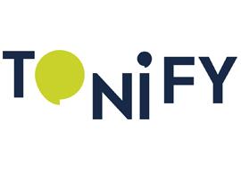 Logo: Tonify - Language and Literacy gUG