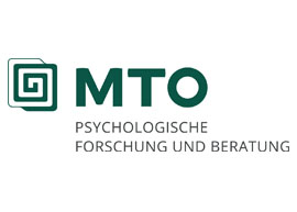 Logo: MTO Psychologische Forschung und Beratung GmbH
